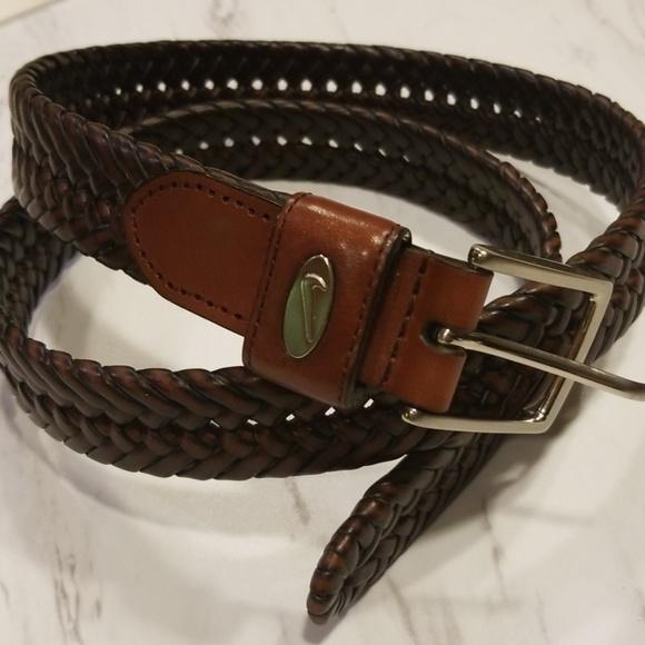 Nike Other - Mens Nike Leather Belt 36